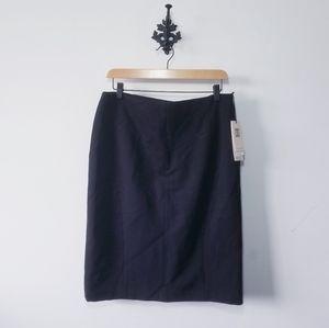 Ivanka Trump Perfect Pencil Skirt Size L NWT